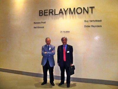 EU.European Commission-Berlaymont-Bruxelles