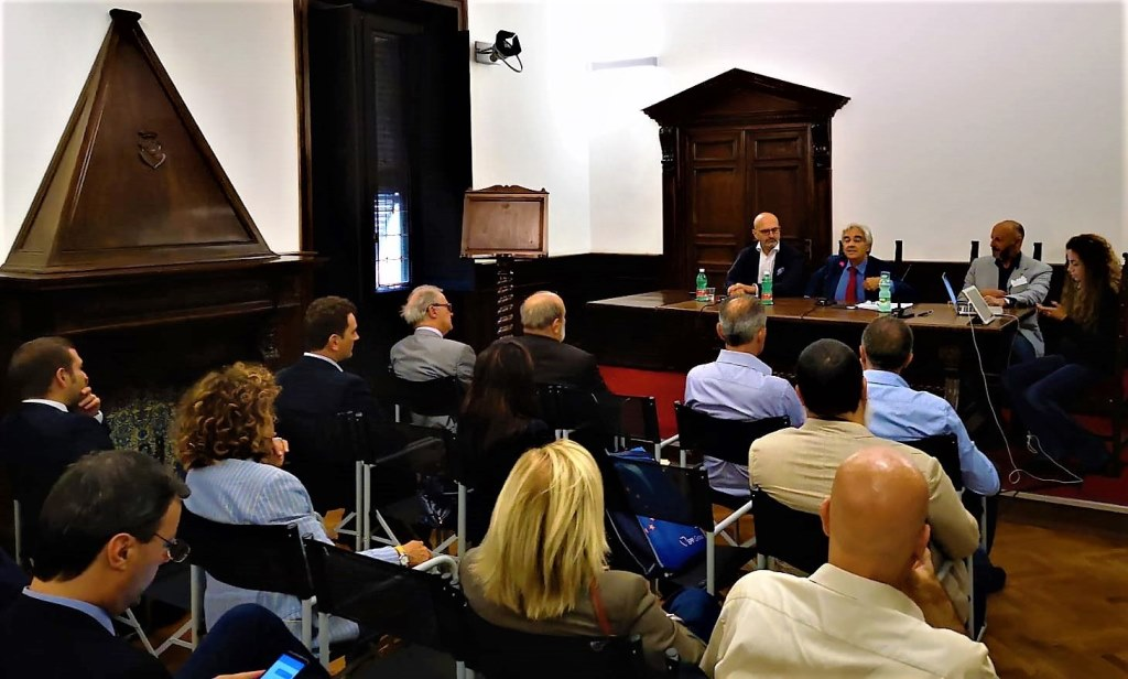 Roma - Presentazione Associazione PIUE