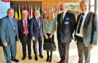 "Bruxelles, 16 maggio 2018 – European Committee of the Regions - launching event ""freedom for press  from brindisi capital (1943) to brussels (2018)""- exhibition"